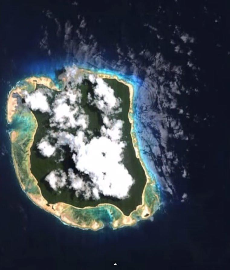 Sentinel Północny, wyspa Sentinelczyków