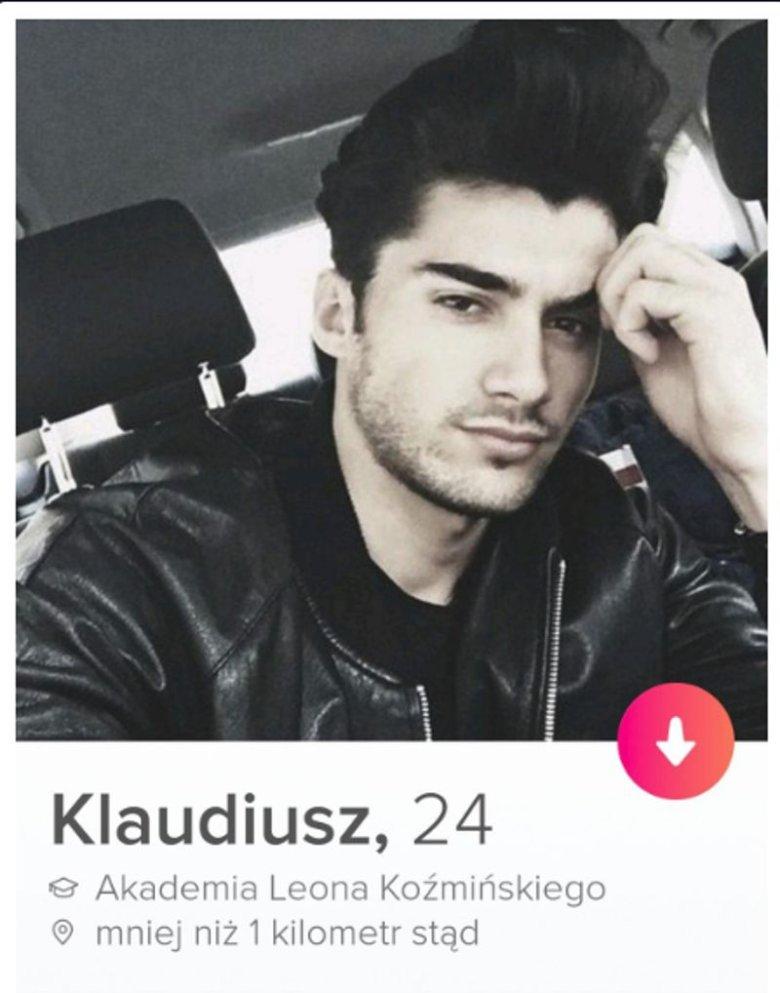 Tak wygląda Klaudiusz.