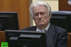 Radovan Karadżić – oskarżony o zbrodnie wojenne i ludobójstwa.
