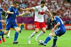 Robert Lewandowski - w meczu z Rosją może być dużo bardziej osamotniony