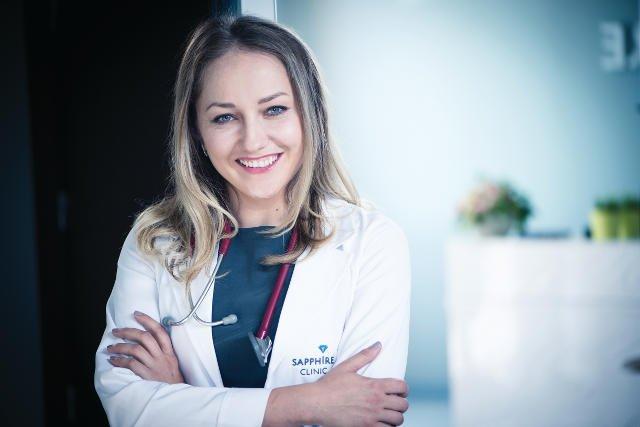 Dr n. med. Aldona Stachura, specjalista chirurgii plastycznej Kliniki Szafirowa