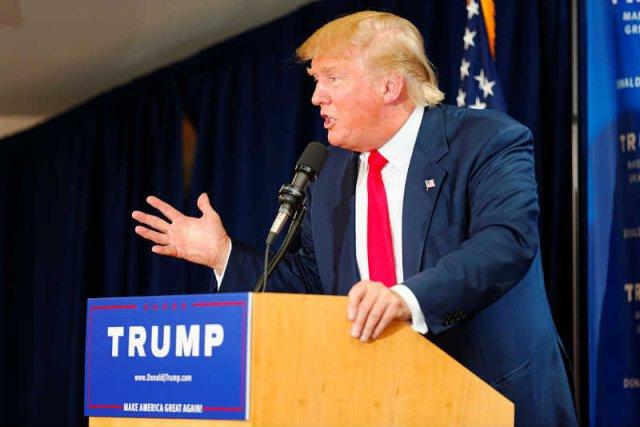 Donald Trump ma problemy – rosyjskie służby mająmieć kompromitujące go materiały.