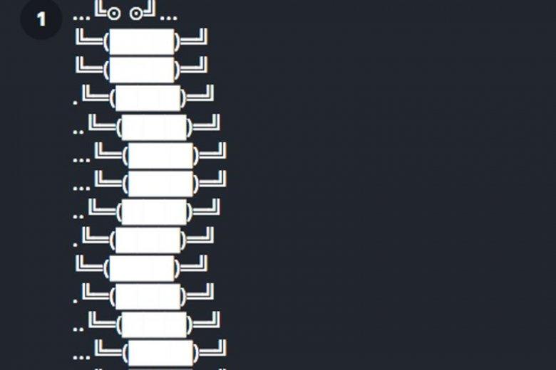Jeżeli na swoim Facebooku zobaczycie coś takiego, czeka was naprawdę długie scrollowanie.