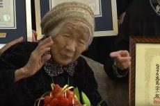 Kane Tanaka jest obecnie najdłużej żyjącym człowiekiem na świecie.