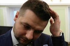 Patryk Jaki nie pojawił się na głosowaniu w sprawie Centralnego Portu Komunikacyjnego.