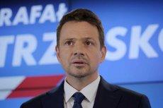 Rafał Trzaskowski zaliczył duży spadek poparcia w nowym sondażu.