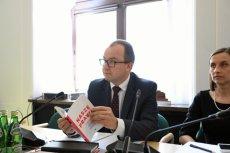 RPO zdawał relacje ze swojej działalności. Obrady Komisji Sprawiedliwości i Praw Człowieka przerwał Stanisław Piotrowicz.