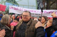 Wojciech Mann zaatakowany przez Joannę Lichocką