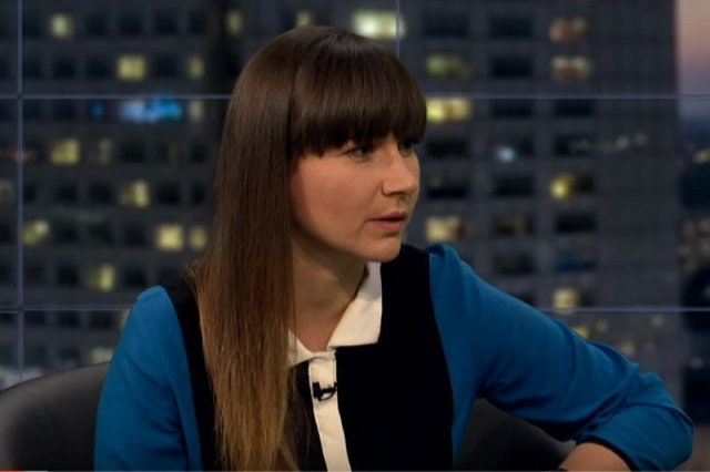 Katarzyna Gójska-Hejke - prawicowa wersja Moniki Olejnik, która skończyła Kukiza