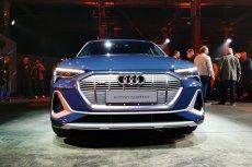 E-tron sportback to kolejny elektryk w gamie Audi.