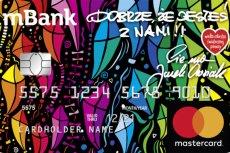 mBank podwoi wpłaty na WOŚP oraz wypuści limitowaną serię kart płatniczych z grafiką autorstwa Jurka Owsiaka