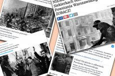 Prawicowcy w rocznicę Powstania Warszawskiego piszą o zrywie stolicy. Po niektórych wpisach przecieramy oczy ze zdumienia.