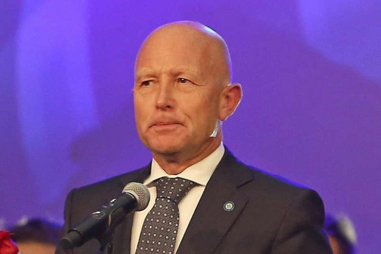 Prezes PZU Andrzej Klesyk