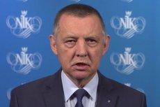 Marian Banaś okopuje się na swoim stanowisku. Właśnie bardzo ograniczył kompetencje swoich zastępców.