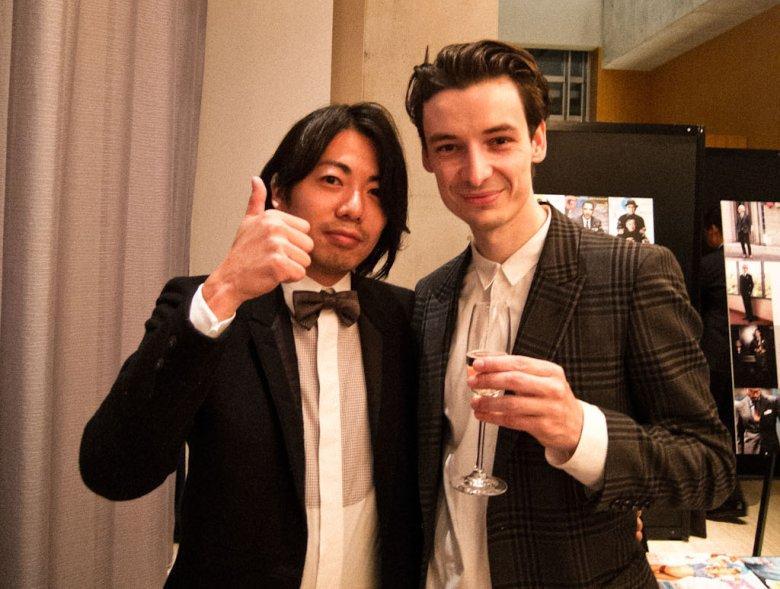 z Hiroyuki Masayasu (red GQ Japan)