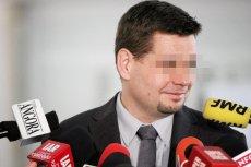 Prof. Michał K. to były zastępca Jarosława Gowina w Ministerstwie Sprawiedliwości