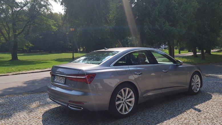 Audi A6 (fotografia poglądowa).
