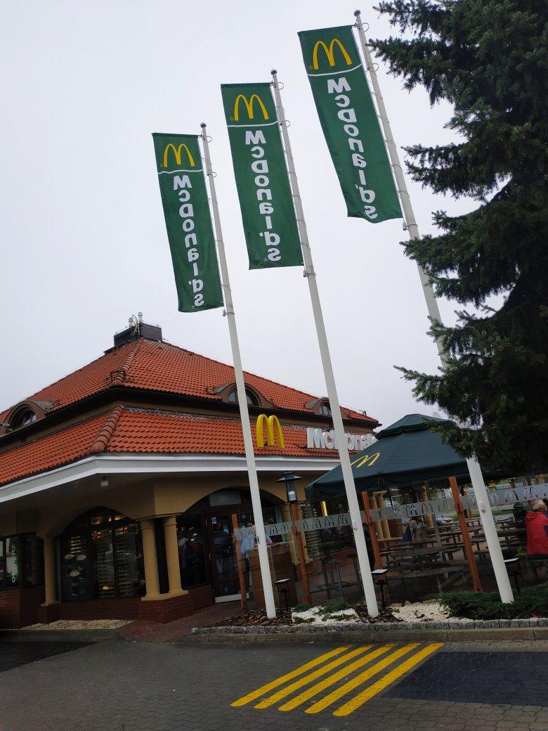 McDonald's w warszawskim Wilanowie - miejsce z super obsługą