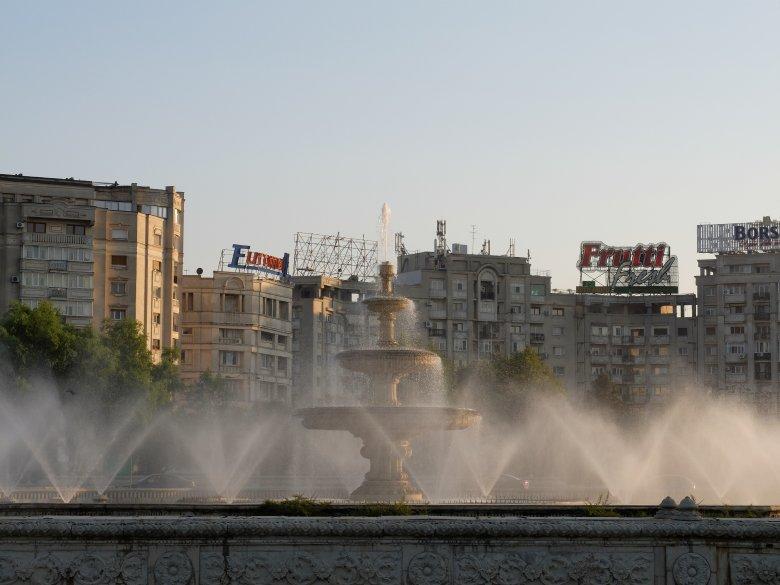 Bukareszt, Piata Uniri