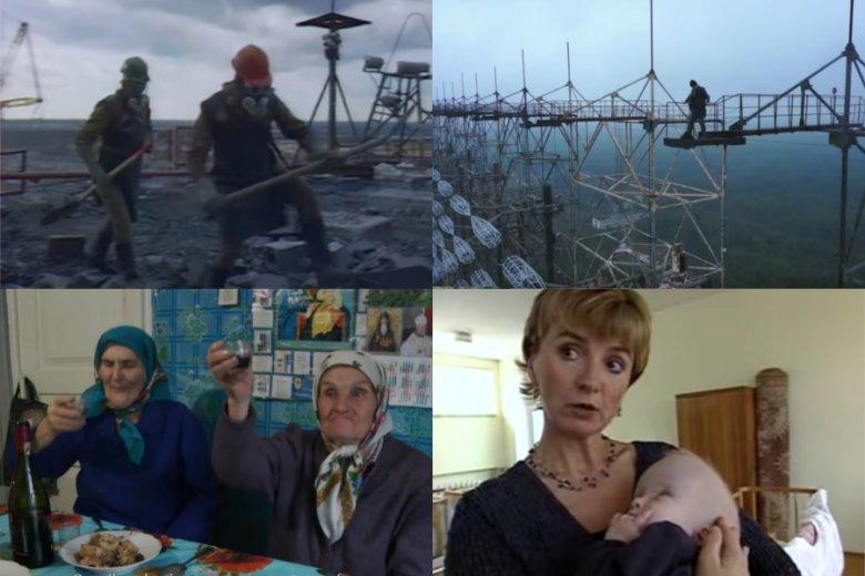 Powstało wiele dokumentów, w których katastrofa elektrowni w Czarnobylu została ukazana z różnych perspektyw