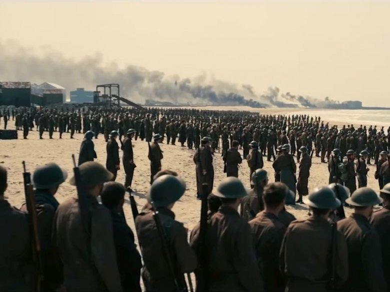 """""""Dunkierka"""", reż. Christopher Nolan"""