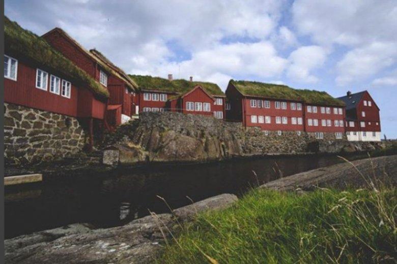 Tak wygląda parlament w Thorshavn