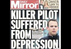 Informacja o zaburzeniach czy chorobie psychicznej pilota airbusa, który rozbił się w Alpach, wywołała szerszą dyskusję na temat stosunku do chorych psychicznie