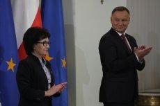 Elżbieta Witek ma zwołać posiedzenie Sejmu przed II turą wyborów, by przegłosować projekt Andrzeja Dudy.