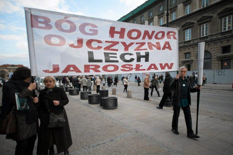 PiS przygotowuje siędo obchodów kolejnej rocznicy katastrofy pod Smoleńskiem
