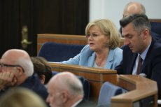 Senator PO Grażyna Sztark uważa, że Polacy zasłużyli na świętowanie