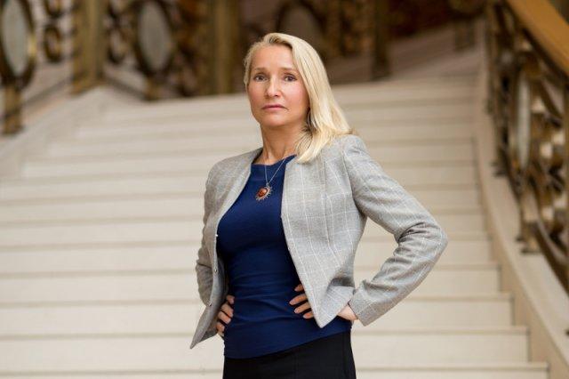 Anna Hejka, założycielka m.in. pierwszego banku inwestycyjnego w Europie Centralnej.