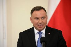 Prezydent Duda tłumaczył, dlaczego podpisał specustawę o Westerplatte. Posunął się do kłamstw na temat Gdańska.