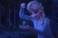 W sequelu Elsa i jej siostra Anna ruszają w świat