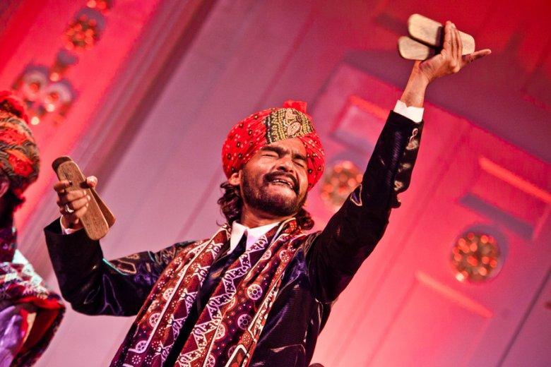 Bachu Khan, Brave Festival 2013