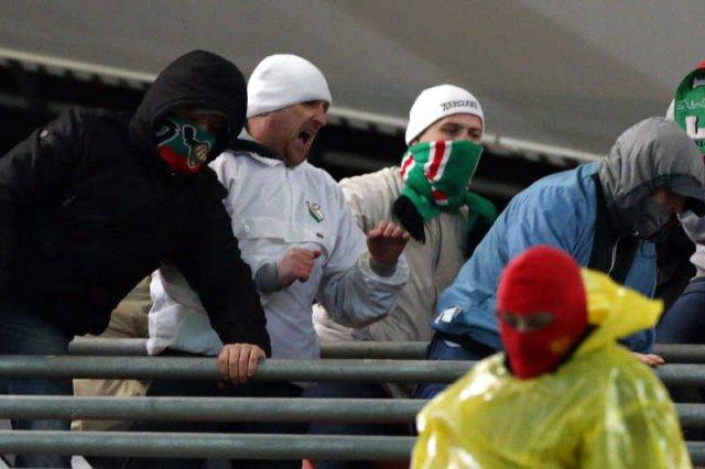 Legia dostała karę za zamieszki w meczu z Jagiellonią. Walkower, zamknięcie stadionu na jeden mecz i grzywna