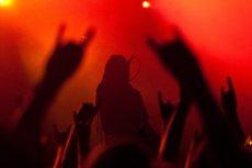 Na zdjęciu - występ Decapitated na festiwalu w Chmielnikach.
