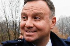 Andrzej Duda podpisał we wtorek ustawę kagańcową.