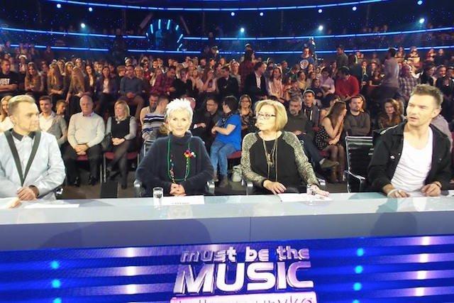 Jury programu Must Be The Music