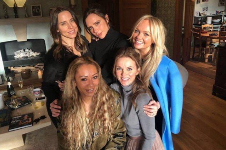 Spice Girls zagrają wspólny koncert. Niestety tylko podczas ślubu Meghan Markle i księcia Henryka.