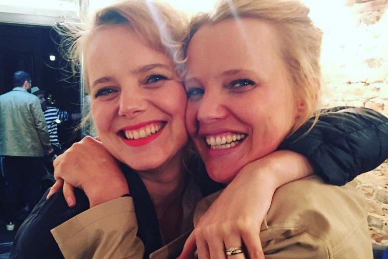 Justyna Schneider, siostra Joanny Kulig, również jest aktorką