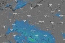 Pogoda nie będzie rozpieszczała w niedzielę mieszkańców południowej Polski.