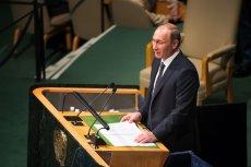 Ambasada Rosji w specjalnym oświadczeniu odniosła się do słów prezydenta Władymira Putina na temat  katastrofy smoleńskiej