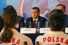 Witold Bańka chce zlustrować wszystkich działaczy sportowych.