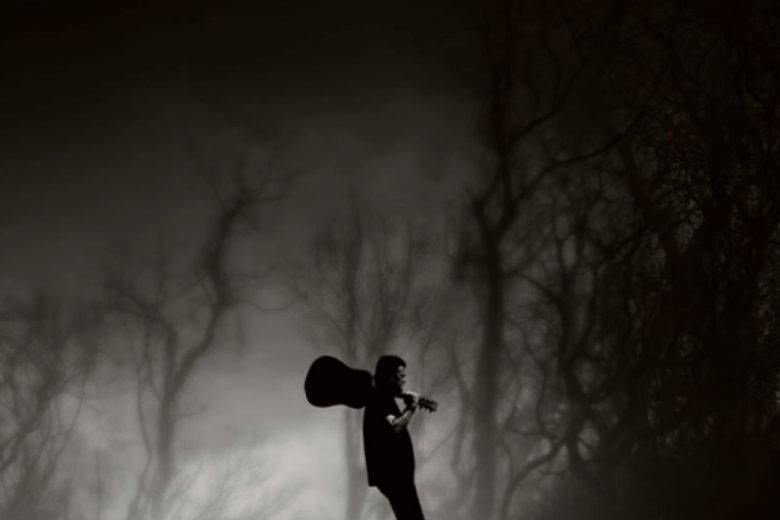 Kadr z teledysku The Sound Of Silence