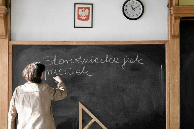 O polskiej szkole, czyli refleksje nauczycielki - przegranej pasjonatki [list czytelniczki]. UWAGA: zdjęcie jest tylko ilustracją.