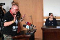 Podczas rozprawy Pawłowicz kontra Owsiak nie brakowało emocji.