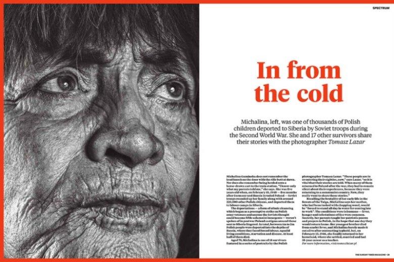Prace Polaka publikowane są na łamach prestiżowych magazynów zagranicznych