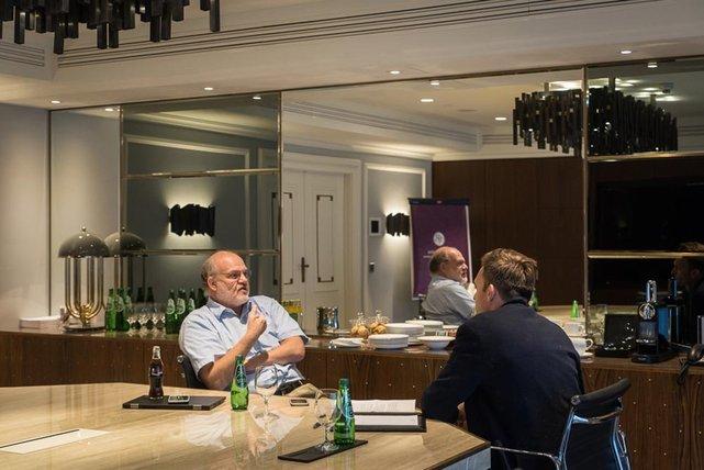 Z Peterem Hortensiusem z Lenovo Tomasz Machała rozmawiał z okazji jego wizyty w Warszawie. Wywiad odbył się w hotelu Bristol