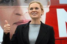 Barbara Nowacka nie godzi się na poświęcanie rodziny dla osiągnięcia celów politycznych.
