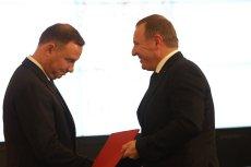 Rzecznik Andrzeja Dudy przekonywał, że będzie dodatkowe 5 mld zł na walkę z nowotworami, więc można dać 2 mld zł TVP.